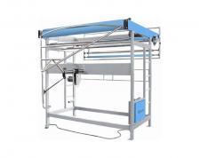 ST-TFSM-02 Tubular Fabric Slitting Machine(Simple Type, for Raw and Dry Fabrics)