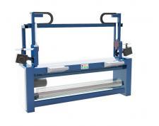 Semi-automatic Fabric Roll Packing Machine