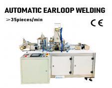 ST-AEW Automatic Earloop Welding Machine