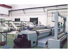 ST-ERL-GF Fully Electronic Rapier Loom for Glass Fiber